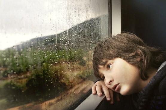 Рассказ Дождливый летний день